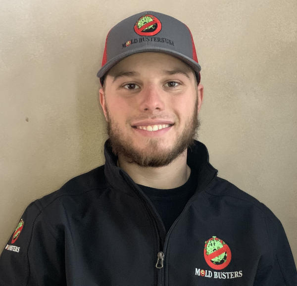 Weston Stuart; Logan Utah Mold Technician